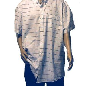 Men s Button Down Shirt 4XLT